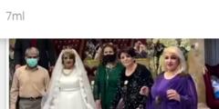 صور زواج جدة شهاب ملح على انتسجرام تشعل تويتر وزوج جدة شهاب بالكمامة